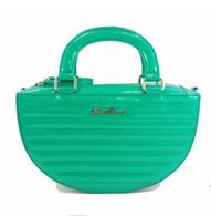 Starstruck Starburst Handbag - Emerald Green - Cobalt Heights