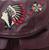Sourpuss Nomad Chief Bag - Detail - Cobalt Heights