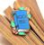 Jubly Umph Book Nerd Lapel Pin - Cobalt Heights