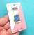 Jubly Umph Book Nerd Lapel Pin - On Card - Cobalt Heights