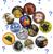 Loungefly X Star Wars Pins - Series 1 - Random Pack Of 3 - Cobalt Heights