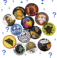 Loungefly X Star Wars Pins - Series 1 - Random Pack Of 3 - Cobalt Heights