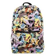 Loungefly X Pokemon Eevee Evolutions Backpack - Cobalt Heights