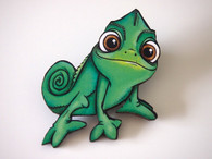 Hungry Designs Pascal Brooch - Cobalt Heights