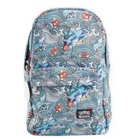 Loungefly X Pokemon Magikarp Gyarados Backpack - Cobalt Heights