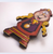 Hungry Designs Cogsworth Brooch - Side - Cobalt Heights