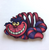 Hungry Designs Cheshire Cat Brooch - Cobalt Heights