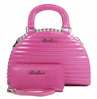 Starstruck Starlight Handbag - Pink - With Wallet - Cobalt Heights