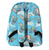 Loungefly X Disney Dumbo Backpack - Back - Cobalt Heights