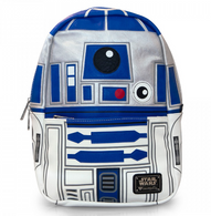 Loungefly X Star Wars R2D2 Mini Backpack - Cobalt Heights