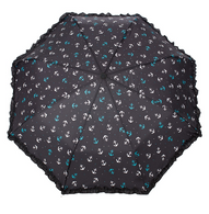 Sourpuss Nautical Anchor Umbrella - Cobalt Heights