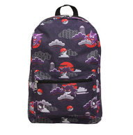 Loungefly X Pokemon Ghost Type Backpack - Cobalt Heights
