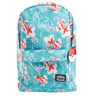 Loungefly X Pokemon Goldeen Lotus Backpack - Cobalt Heights