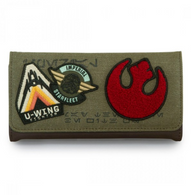 Loungefly X Star Wars Rogue One Wallet - Cobalt Heights