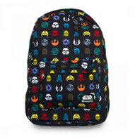 Loungefly X Star Wars Logo Backpack - Cobalt Heights