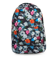 Loungefly X Star Wars Floral Backpack - Cobalt Heights