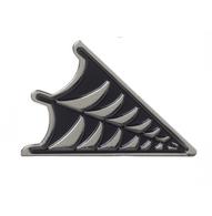 Sourpuss Spiderweb Lapel Pin - Cobalt Heights