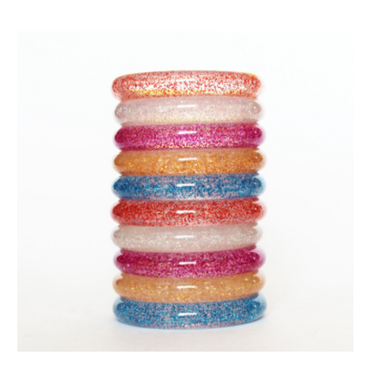 Los Flamingo The Glitter Paradise Bangle - 6 Colours Available! - Cobalt Heights
