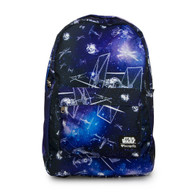 Loungefly X Star Wars Galaxy Backpack - Cobalt Heights