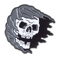 Sourpuss Reaper Lapel Pin - Cobalt Heights