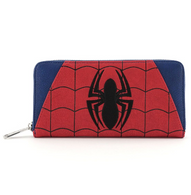 Loungefly X Marvel Spiderman Blue Red Wallet - Cobalt Heights