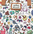 Loungefly X Pokemon Multi Characters Handbag - Print - Cobalt Heights