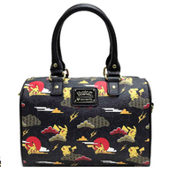 Loungefly X Pokemon Pikachu Clouds Handbag - Cobalt Heights