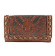 Loungefly X Pokemon Eevee Embossed Wallet - Cobalt Heights