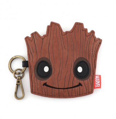 Loungefly X Marvel Groot Coin Purse - Cobalt Heights