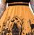 Sourpuss Haunted House Dress - Print - Cobalt Heights
