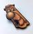 Hungry Designs Alice In Wonderland Doorknob Brooch - Side - Cobalt Heights