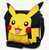Loungefly X Pokemon Pikachu Face Cross Body Bag - Cobalt Heights