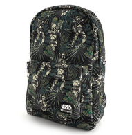 Loungefly X Star Wars Boba Fett Leaf Backpack - Cobalt Heights