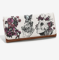Loungefly X Marvel Groot Floral Wallet - Cobalt Heights