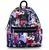 Loungefly X Disney Villains Mini Backpack - Plain - Cobalt Heights