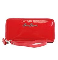 Starstruck Sparkle Vinyl Wallet - Red - Cobalt Heights