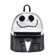 Loungefly X The Nightmare Before Christmas Jack Mini Backpack - Cobalt Heights