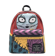 Loungefly X The Nightmare Before Christmas Sally Mini Backpack - Cobalt Heights