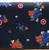 Loungefly X Marvel Captain America Floral Wallet - Print - Cobalt Heights