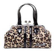 Sourpuss Leopard Temptress Purse - Tan - Cobalt Heights