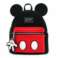 Loungefly X Disney Mickey Mouse Cosplay Mini Backpack - Cobalt Heights