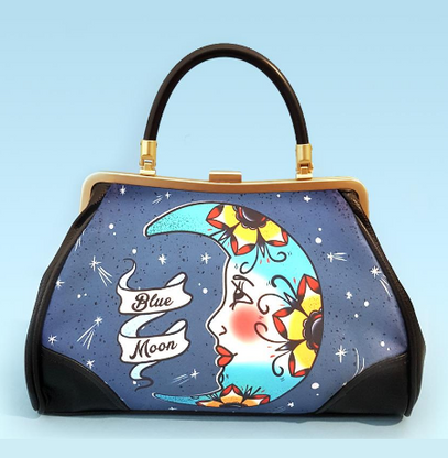 Jubly Umph Limited Edition Purse - Blue Moon - Cobalt Heights