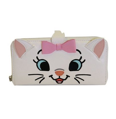 Loungefly X Disney Aristocats Marie Tuft Wallet - Cobalt Heights
