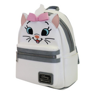 Loungefly X Disney Aristocats Marie Tuft Mini Backpack - Cobalt Heights