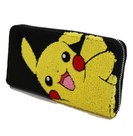 Loungefly X Pokemon Pikachu Face Wallet - Side - Cobalt Heights