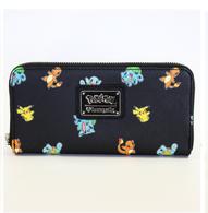 Loungefly X Pokemon Starters Wallet - Cobalt Heights