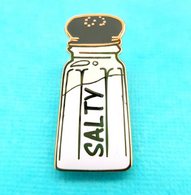 Jubly Umph Salty Lapel Pin - Cobalt Heights