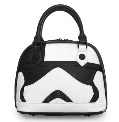 Loungefly X Star Wars Executioner Dome Handbag - Cobalt Heights