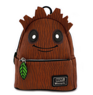 Loungefly X Marvel Groot Leaf Mini Backpack - Cobalt Heights