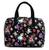 Loungefly X Disney Alice in Wonderland Black Handbag - Back - Cobalt Heights